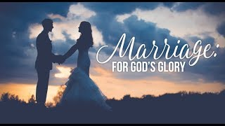 Video Marriage for the Glory of God | Paul Washer, John Piper, & Voddie Baucham MP3, 3GP, MP4, WEBM, AVI, FLV Juni 2019