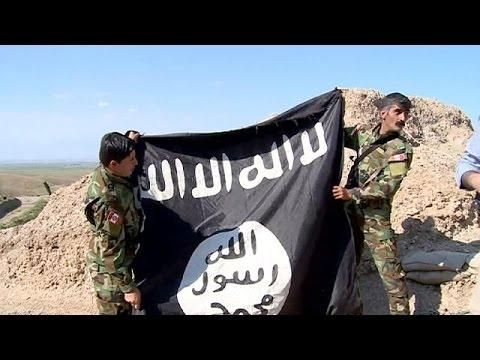 Ιράκ: To euronews στην πρώτη γραμμή του πυρός στον πόλεμο κατά των τζιχαντιστών