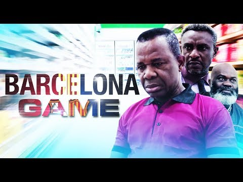 Barcelona Game [part 1] - Latest 2017 Nigerian Nollywood Drama Movie English Full Hd