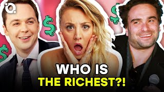 Video The Big Bang Theory Cast: What Do They Spend Their Money On? | ⭐OSSA MP3, 3GP, MP4, WEBM, AVI, FLV Juni 2019