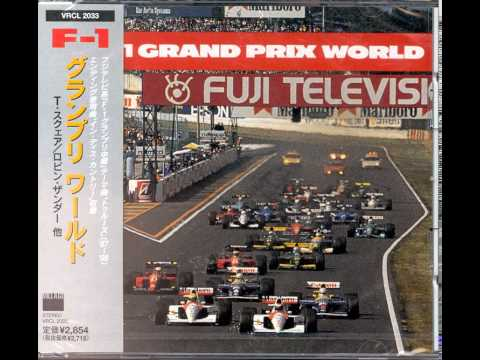 T-Square - F1 - Grand Prix World