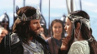 Origin 2000 - Cenas do filme O Senhor dos Anéis - Aragorn e Arwen (The Lord of the Rings - Aragorn & Arwen).
