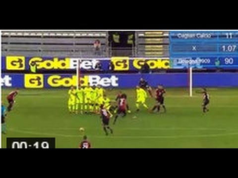 Cagliari vs Bologna 1-1 All Goals & Highlights \ SERIE A \ 29.01.2017