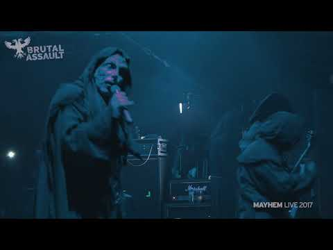 Brutal Assault 22 - Mayhem (live) 2017