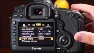 Guide to Canon 5D Mark III B YouTube video