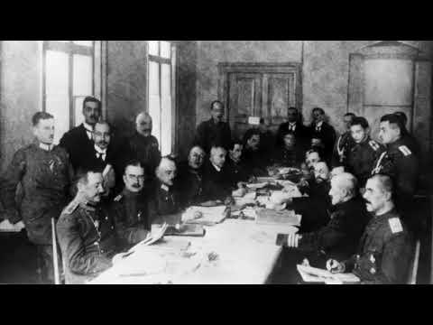 Der Friedensvertrag von Brest-Litowsk / DLF 03.03.201 ...