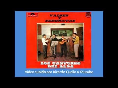 Los Cantores del Alba - Versos de un estudiante (видео)
