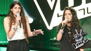 Video ישראל 3 The Voice - דר ואורין - Radioactive MP3, 3GP, MP4, WEBM, AVI, FLV Agustus 2018