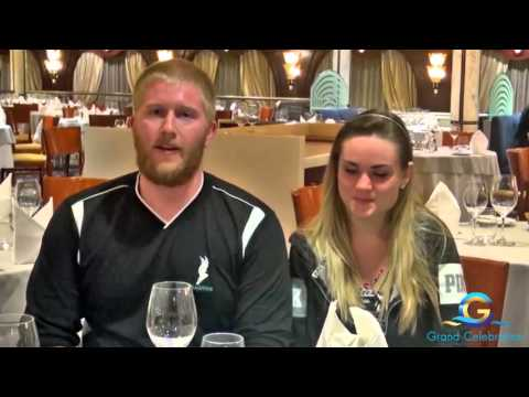 Eddie and Autumn Grand Celebration Cruise Review