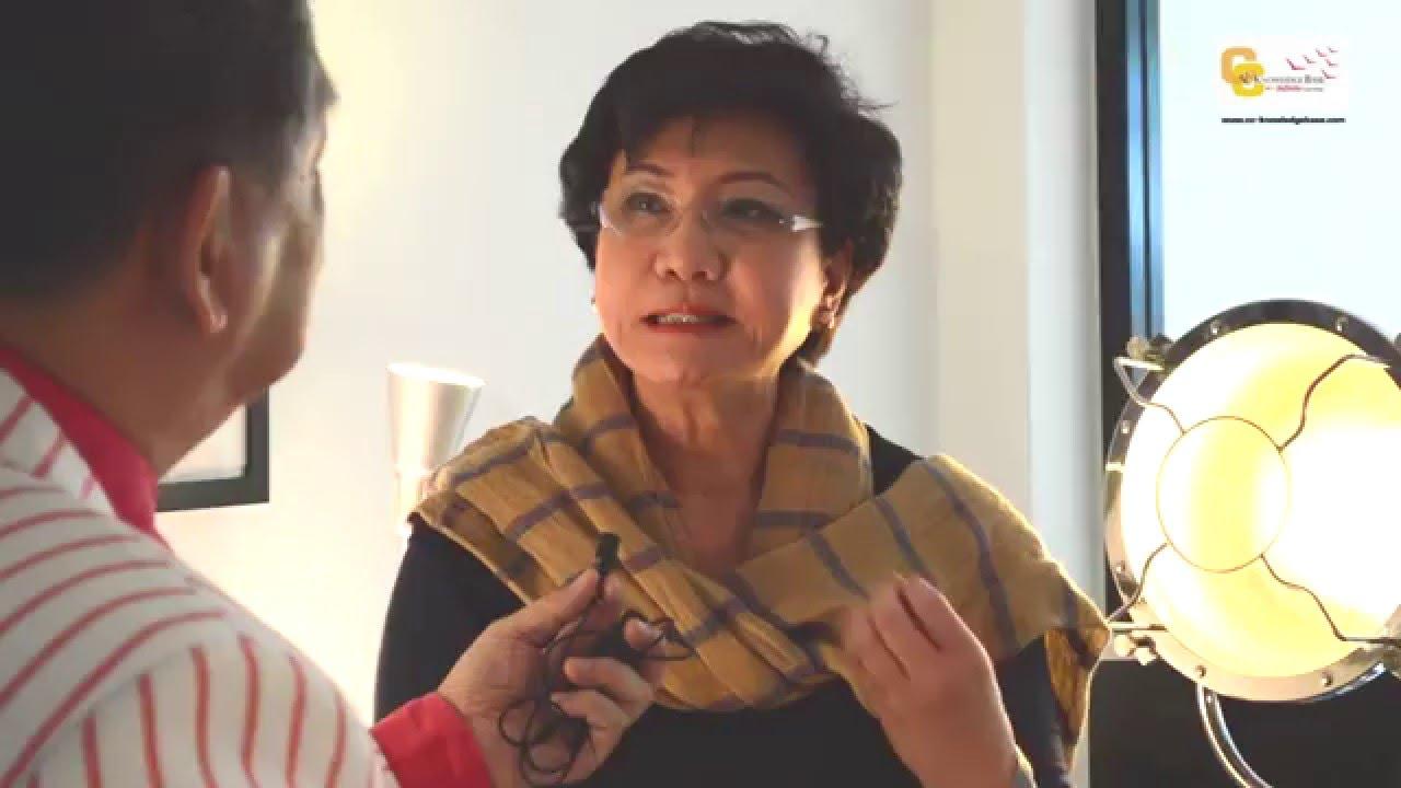สัมภาษณ์ ม.ล. อัจฉราพร ณ สงขลา CEO บริษัท IMAGE POOL Professional Training Center