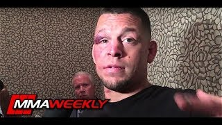 Video Dana White Says Nate Diaz Turned Down Fights with Everybody on the UFC Roster MP3, 3GP, MP4, WEBM, AVI, FLV Desember 2018