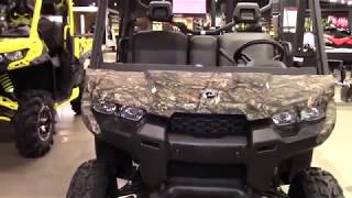 5. 2018 Can-Am DEFENDER DPS HD5 - New Side x Side For Sale - Elyria, Ohio