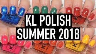 KL Polish - Havana Heat (Summer 2018) | Swatch and Review