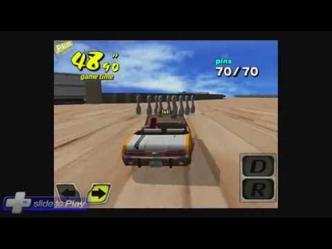 Crazy Taxi iOS Gameplay