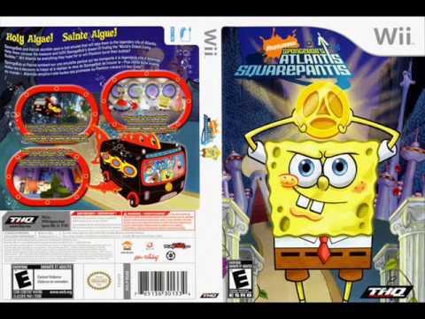 Bob l'Eponge : Bulle en Atlantide Playstation 2