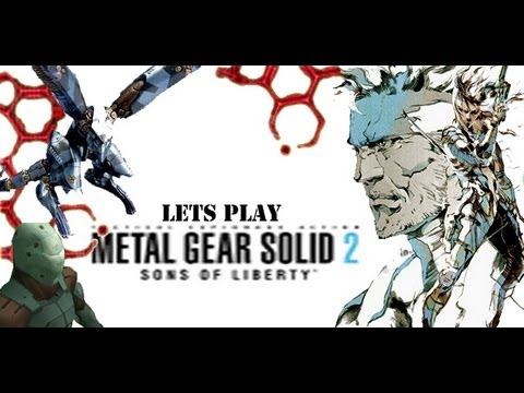 Metal Gear Solid 2 Sons of Liberty - Episode 4 (Big Shell) - I'm a girl!?