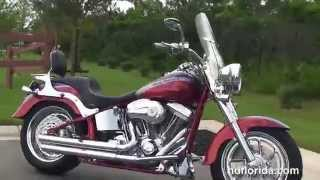 3. 2006 Harley Davidson CVO FatBoy - Used Motorcycles for sale