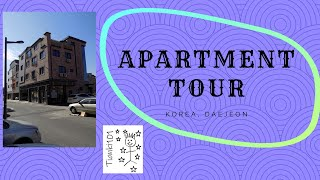 Daejeon South Korea  city pictures gallery : My Apartment in South Korea - Daejeon