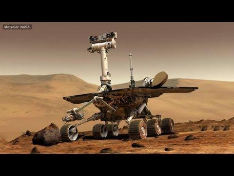 Kein Lebenszeichen: Mission von Mars-Rover »Opportunity« vor dem Aus