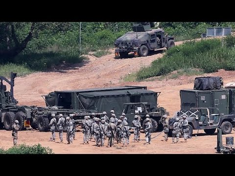 Απειλές Β. Κορέας για τις κοινές στρατιωτικές ασκήσεις ΗΠΑ-Ν. Κορέας