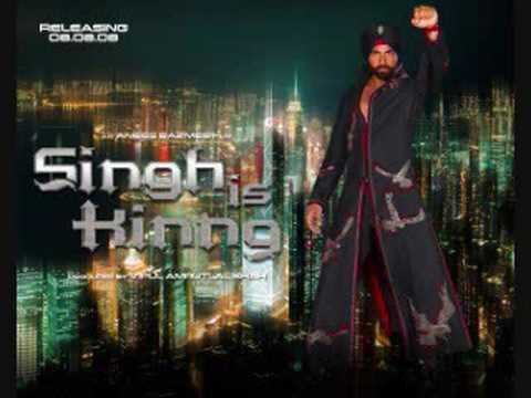 Video Singh Is Kinng- Bas Ek Kinng downloadable download in MP3, 3GP, MP4, WEBM, AVI, FLV January 2017