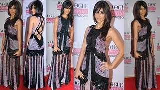 Ileana D'Cruz a Barfi Actress in Cavalli gown