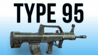 Video MW3 In Depth - Type 95 Assault Rifle & Balance Suggestions MP3, 3GP, MP4, WEBM, AVI, FLV Februari 2019