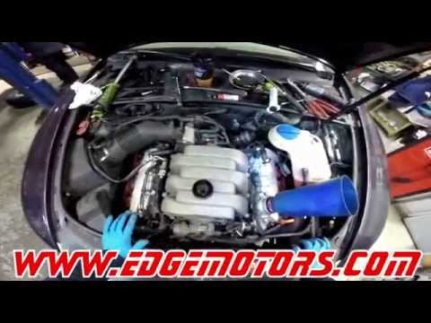 Audi 3.2L FSI Upper Timing Chain Tensioners Replacement DIY by Edge Motors