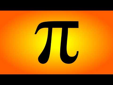 100000 digits of pi read out loud