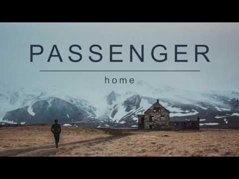 Passenger | Home (Official Album Audio) (видео)