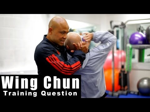 wing chun is good to mix different Martial Arts Q24