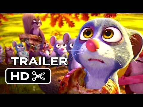 The Nut Job Official Christmas Trailer (2014) – Will Arnett, Brendan Fraser Movie HD