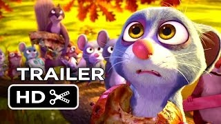Nonton The Nut Job Official Christmas Trailer  2014    Will Arnett  Brendan Fraser Movie Hd Film Subtitle Indonesia Streaming Movie Download