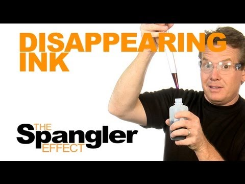 The Spangler Effect - Disappearing Ink Season 01 Episode 07