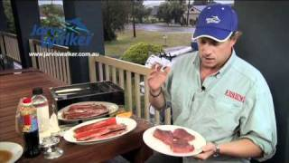 How to smoke your fish [VIDEO]