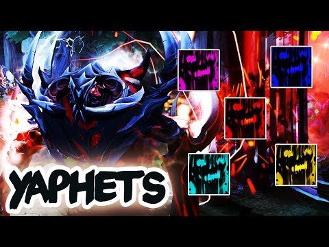 YaphetS Shadow Fiend Legend is Back !! EPIC Dota 2 SF Gameplay