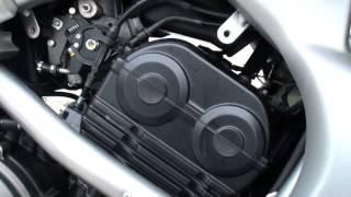 6. 2008 Kawasaki Versys Air Filter R&R