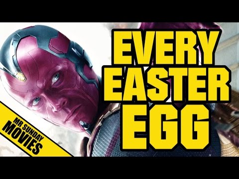 Nearly Every Easter Egg and Reference Hidden in the Marvel