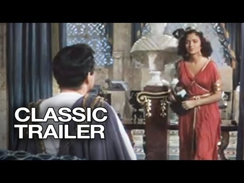 Quo Vadis Official Trailer #1 - Robert Taylor Movie (1951) HD