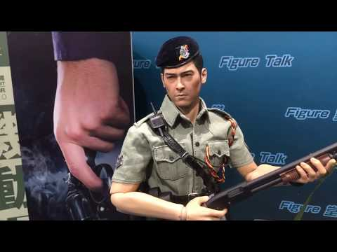 TOYSTV「Figure Talk」#51 ZCWO 1/6 Hong Kong Police Tactical Unit PTU 警察 機動部隊 展Sir 2.0 Figure堂Unbox