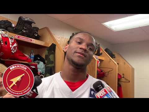 Charvarius Ward believes he is coming along (NFL Week 9 2019)