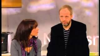 Jörgen Mörnbäck i Nyhetsmorgon