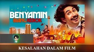 KESALAHAN DALAM FILM BENYAMIN BIANG KEROK (2018) #88
