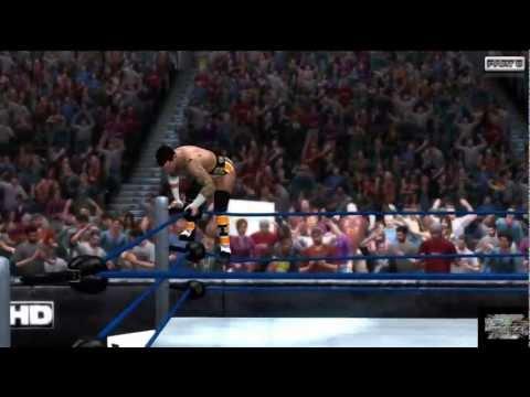 WWE 12 | TNA Invasion 3 Part 5