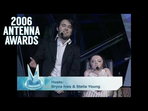 STELLA YOUNG HOSTING MONTAGE - 2006 Antenna Awards