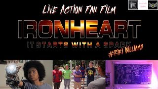 Nonton IRONHEART [live action] FAN FILM Film Subtitle Indonesia Streaming Movie Download