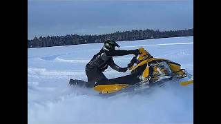 8. ski doo mxz 550