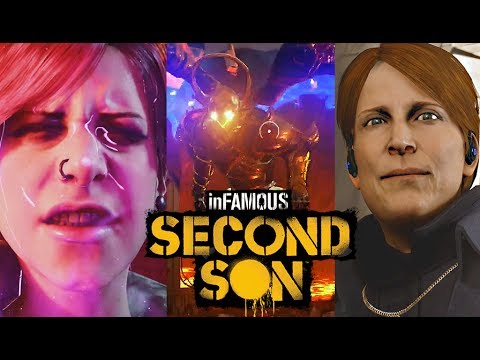 bosses - Infamous Second Son All Bosses Battle Fight, Fetch, Eugene, Augustine - End Final Boss PS4 SUBSCRIBE HERE ▻ http://bit.ly/EPIC-GAMING FACEBOOK ▻ https://www....