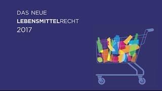 Off-Stimme für Erklärvideo zum neuen Lebensmittelrecht