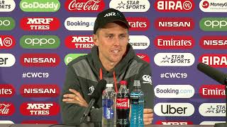 Trent Boult Post Match BLACKCAPS v West Indies, ICC Cricket World Cup, Old Trafford